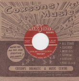Owen Gray - Give Me A Little Sign / The Raver (Coxsone<Studio One>/ Dub Store) JAP 7&quot;